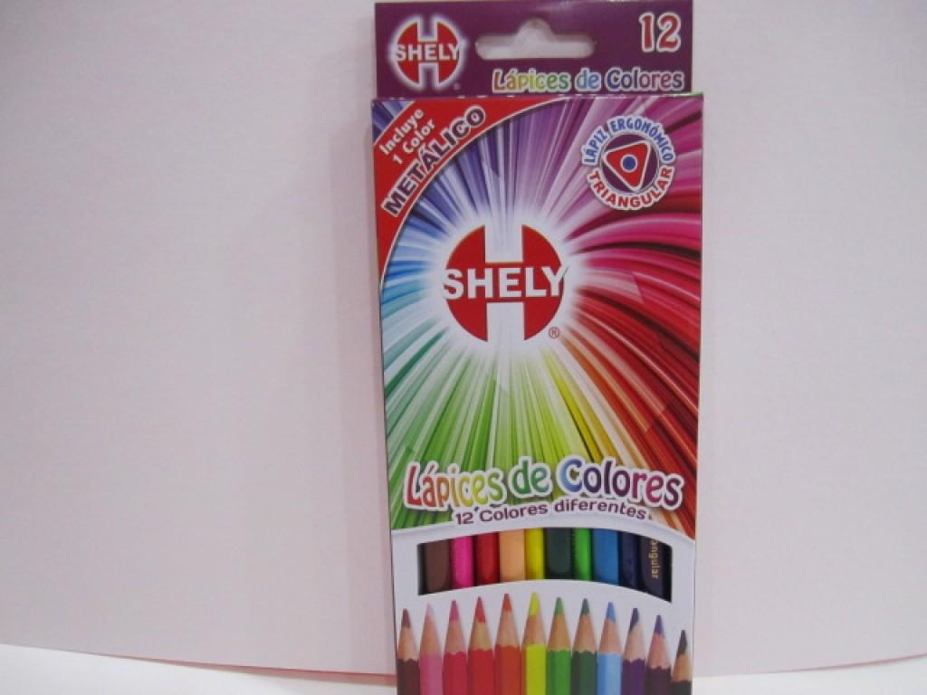12 COLOR LARGO SHELY 40005